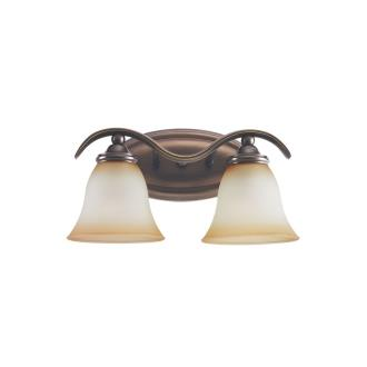 Sea Gull Lighting 44360-829 Two-Light Rialto Wall/Bath