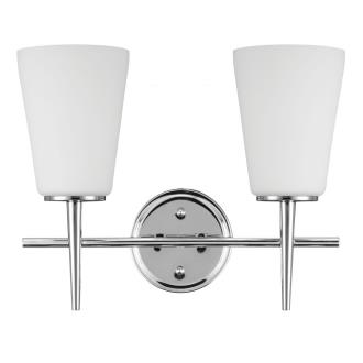 Sea Gull Lighting 4440402BLE-05 Driscoll - Two Light Wall/Bath Bar