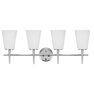 Sea Gull Lighting 4440404BLE-05 Driscoll - Four Light Wall/Bath Bar