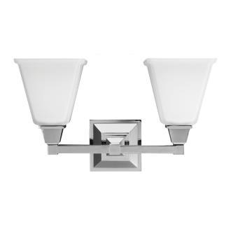 Sea Gull Lighting 4450402BLE-05 Denhelm - Two Light Wall/Bath Bar