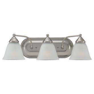 Sea Gull Lighting 44577-962 Albany - Three Light Bath Bar