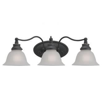 Sea Gull Lighting 44652-71 Three Light Wall/Bath Fixture
