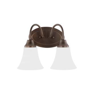 Sea Gull Lighting 44806-827 Holman - Two Light Bath Bar