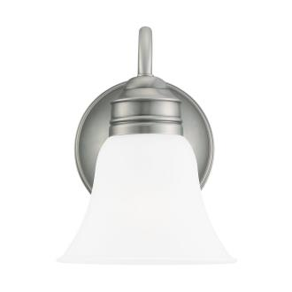 Sea Gull Lighting 44850-965 Single-Light Gladstone Wall/Bath