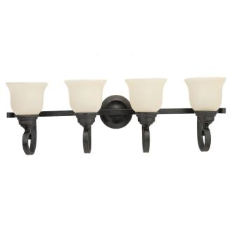 Sea Gull Lighting 49061BLE-07 Four-light Serenity Wall/bath