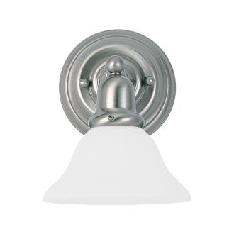 Sea Gull Lighting 49063BLE-962 Single-Light Sussex Fluorescent Wall/Bath