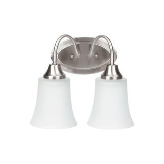 Sea Gull Lighting 49807BLE-962 Holman - Two Light Bath Bar