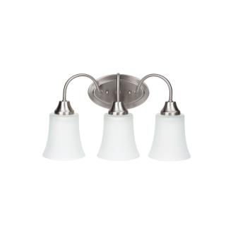 Sea Gull Lighting 49808BLE-962 Holman - Three Light Bath Bar