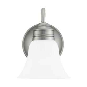 Sea Gull Lighting 49850BLE-965 Single-Light Fluorescent Wall/Bath