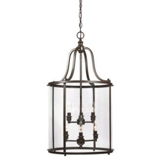 Sea Gull Lighting 5118406 Gillmore -Six Light Foyer
