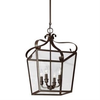 Sea Gull Lighting 5119404-782 Lockheart - Four Light Foyer