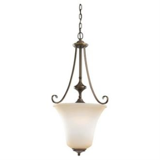 Sea Gull Lighting 51380-829 Three Light Hall/Foyer Pendant