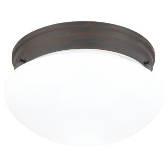 Sea Gull Lighting 5328-72 Two-light Olde Iron Ceiling