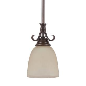 Sea Gull Lighting 61316-710 Lemont - One Light Mini-Pendant