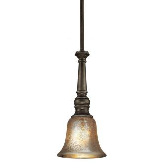 Sea Gull Lighting 6170401BLE-736 Blayne - One Light Mini-Pendant