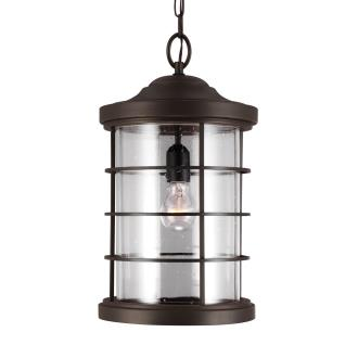 Sea Gull Lighting 6224401-71 Sauganash - One Light Outdoor Pendant