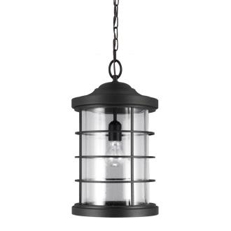 Sea Gull Lighting 6224401BLE-12 Sauganash - One Light Outdoor Pendant