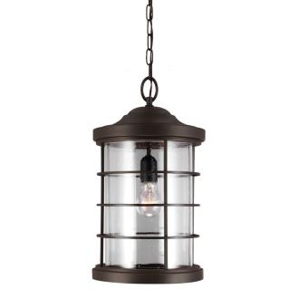 Sea Gull Lighting 6224401BLE-71 Sauganash - One Light Outdoor Pendant