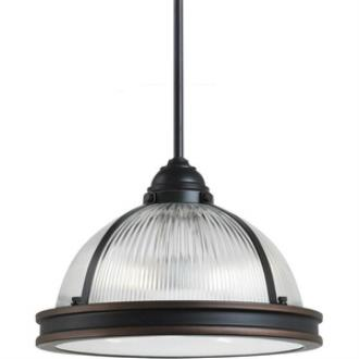 "Sea Gull Lighting 65061-715 Pratt Street - 12.75"" Two Light Pendant"
