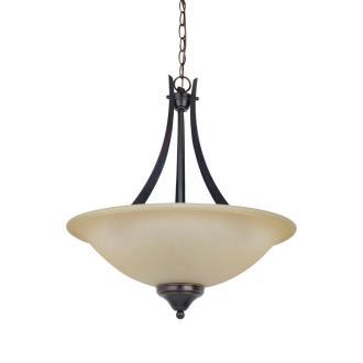 Sea Gull Lighting 65175BLE-710 Brockton - Three Light Pendant