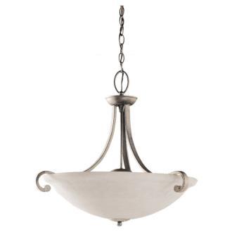 Sea Gull Lighting 65191-962 Three-Light Serenity Pendant