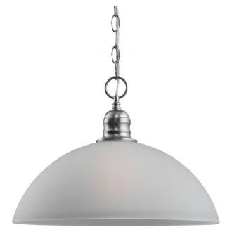 Sea Gull Lighting 65225-962 Single-Light Evansville Pendant