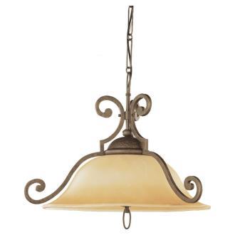 Sea Gull Lighting 65430-71 Single-Light Brandywine Pendant