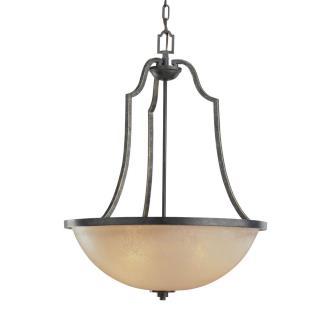 Sea Gull Lighting 65521BLE-845 Roslyn - Three Light Pendant
