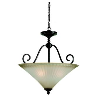 Sea Gull Lighting 65936 Joliet - Three Light Pendant