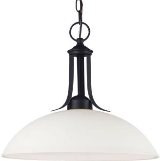 Sea Gull Lighting 66270BLE-839 Uptown - One Light Pendant