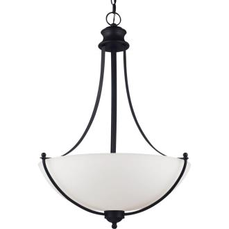 Sea Gull Lighting 66271BLE-839 Uptown - Three Light Pendant