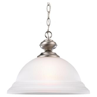 Sea Gull Lighting 6640-962 Single-Light Mullica Hill Pendant