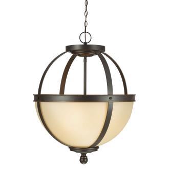 Sea Gull Lighting 6690403BLE-715 Sfera - Three Light Pendant