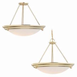Sea Gull Lighting 69238BLE Centra - Four Light Ceiling/Pendant