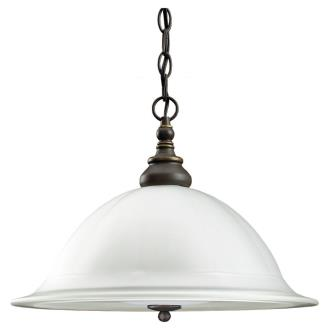 Sea Gull Lighting 69250BLE-71 Canterbury Fluorescent Pendant