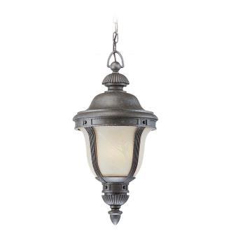 Sea Gull Lighting 69485PBLE Winston Court - One Light Outdoor Pendant