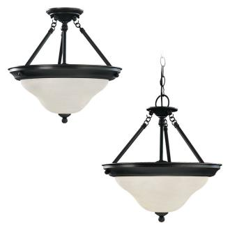 Sea Gull Lighting 69562BLE Sussex - Three Light Pendant