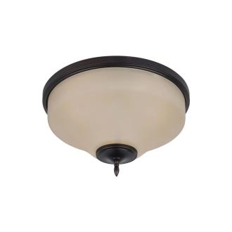 Sea Gull Lighting 75180-710 Montreal - Three Light Flush Mount