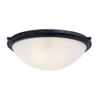 Sea Gull Lighting 75662 Winnetka - Three Light Ceiling Flush Mount