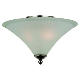 Sea Gull Lighting 75935 Joliet - Two Light Flush Mount