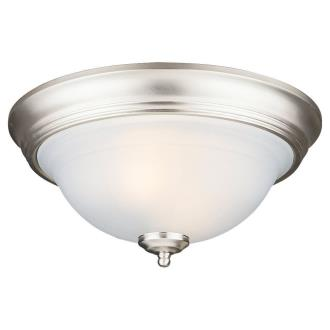 Sea Gull Lighting 77050-962 Two Light Canterbury Close To Ceiling