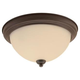 Sea Gull Lighting 77063-814 Single-Light Del Prato Close to Ceiling