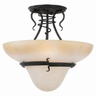 Sea Gull Lighting 7713-185 Three-light Ceiling Fixture