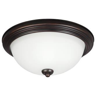 Sea Gull Lighting 77264S-710 One Light  Flush Mount