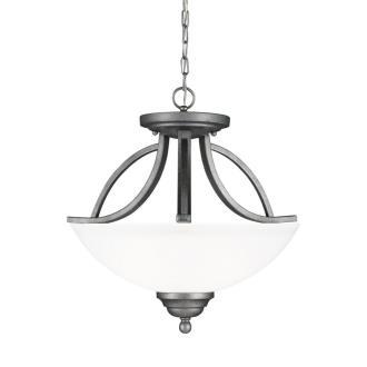 Sea Gull Lighting 7731402-57 Vitelli - Two Light Convertible Pendant
