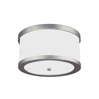 Sea Gull Lighting 7822402-57 Bucktown - Two Light Outdoor Flush Mount