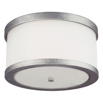 Sea Gull Lighting 7822402BLE-57 Bucktown - Two Light Outdoor Flush Mount