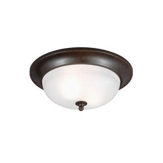 Sea Gull Lighting 7827402BLE-780 Humboldt Park - Two Light Outdoor Flush Mount