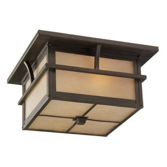 Sea Gull Lighting 78880BLE-51 Medford Lakes - Two Light Outdoor Flush Mount