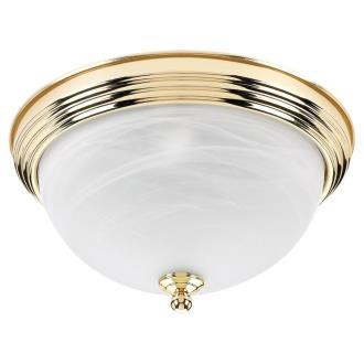 Sea Gull Lighting 79177BLE-02 Two-Light Fluorescent Ceiling